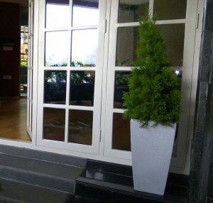 Front Door Planting Pot